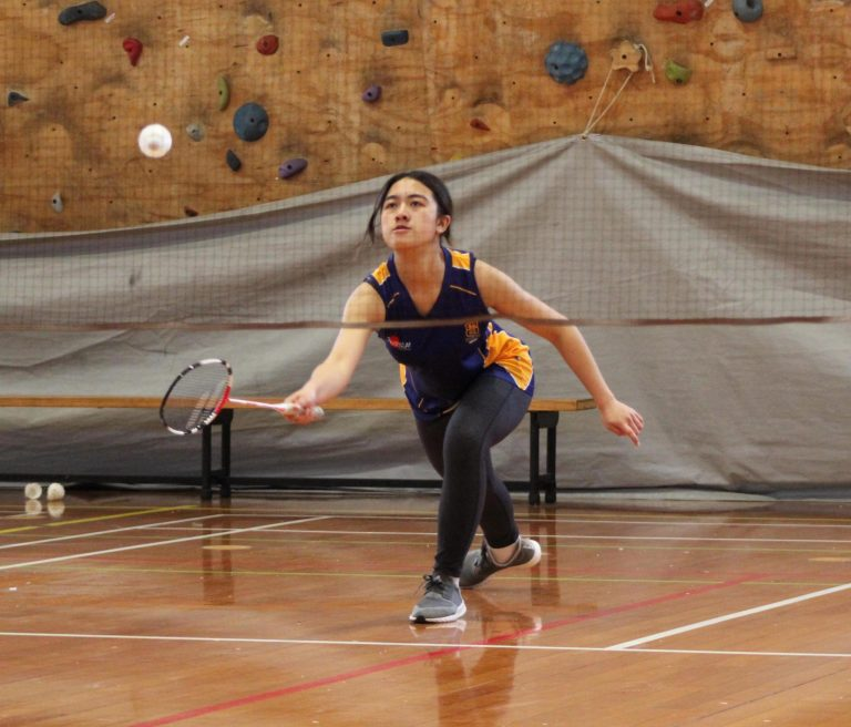 TVSS Badminton - Hosted by Thames High School